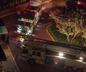 College Park Apartment Fire