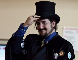 Cool Tophat Guy