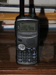 D7 - APRS Station Info