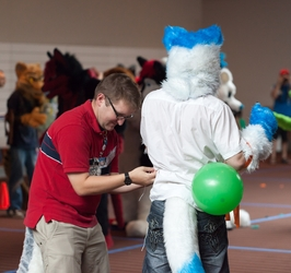 Fursuit Games - Helping Hand