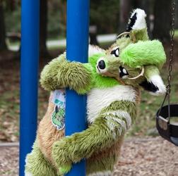 I Love You Pole