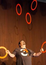 Irongut Juggling