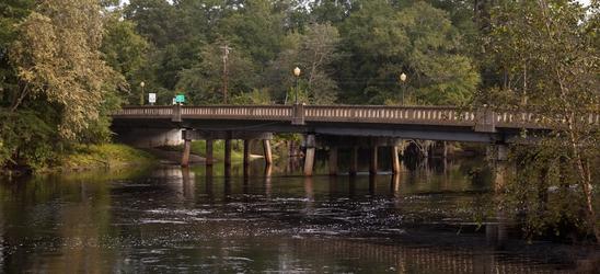 Lumber River Bridge