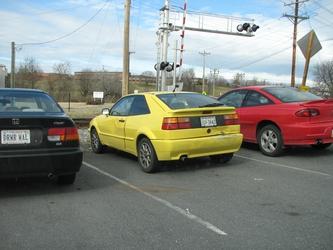 Yellow Corrado