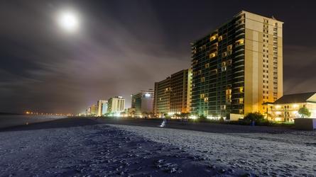 Moonlit Resorts