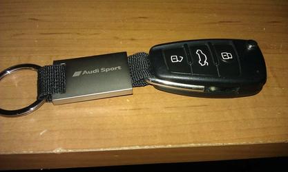New Keychain