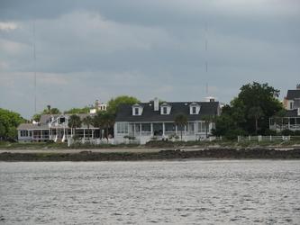Oceanfront Houses