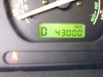 Odometer (43000)