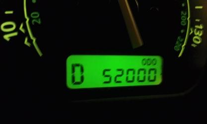 Odometer (52000)
