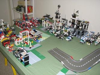 Old Lego Table (Harrisonburg)