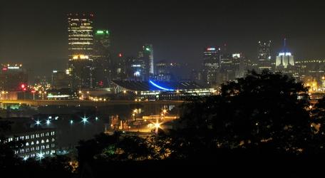 Pittsburgh Cityscape 2