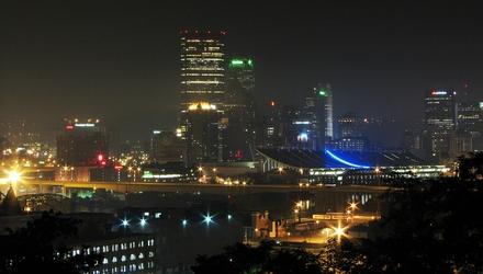 Pittsburgh Cityscape 3