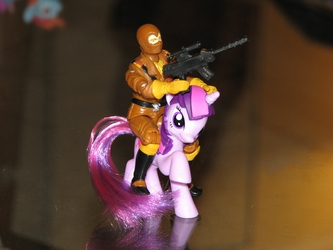 Ponies With Guns