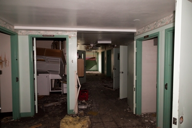 Psych Floor - Hallway 2