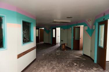 Psych Floor - Hallway 3