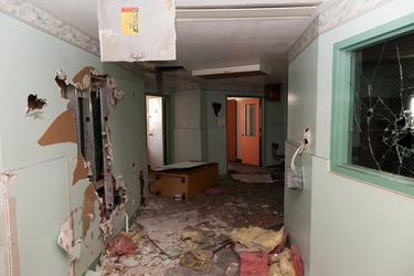 Psych Floor - Hallway