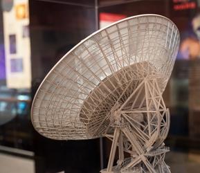 Radio Astronomy Dish Model