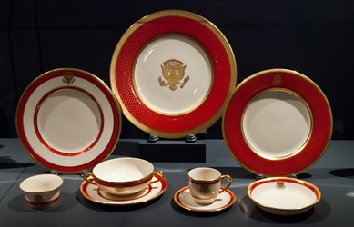 Reagan Plates