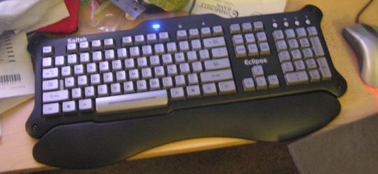 Saitek Keyboard