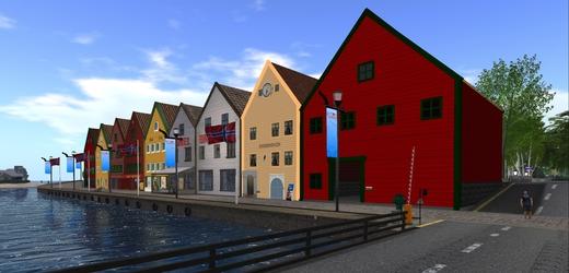 Second Norway Harbor
