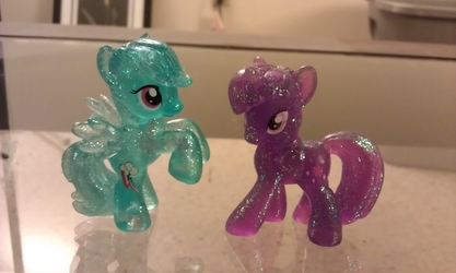 Sparkly Ponies
