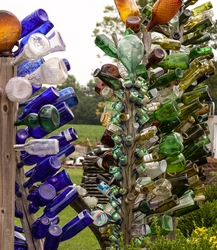 Stockton Bottle Trees