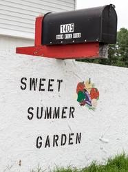 Sweet Summer Garden