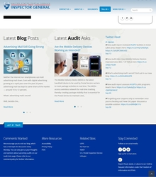 USPSOIG.gov Rebuild - Homepage (Bottom)