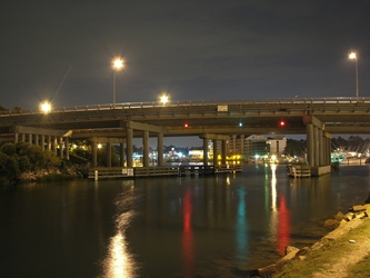 Boat Underpass