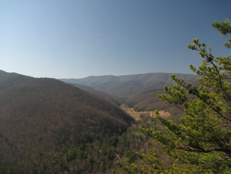 View From Second Cliff