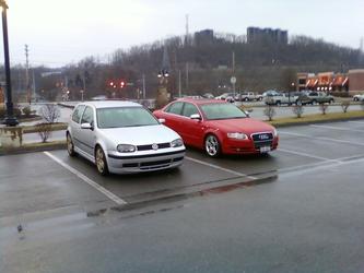 Mk3 Jetta and Audi A5