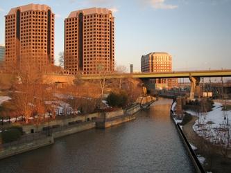 Richmond In Winter